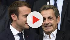 Sarkozy demande 'du temps' pour Macron