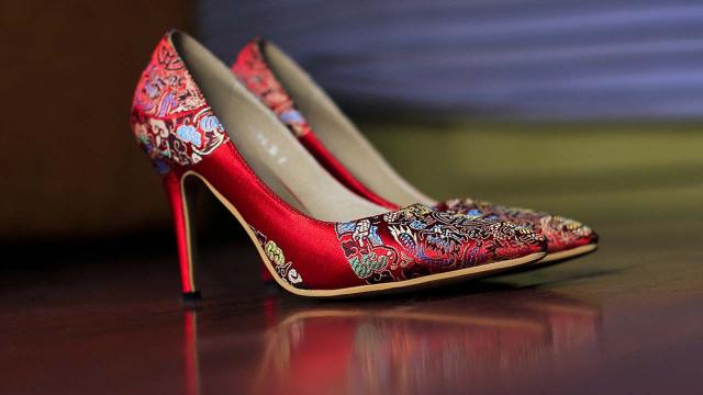 The Apprentice: Candidates have to design elegant shoes to stay in the running