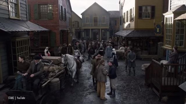 Outlander: Sam Heughan likes the name Kilt Daddy