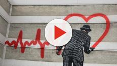 As obras criativas de alguns artistas de rua
