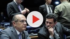 Gilmar Mendes e Sergio Moro podem iniciar disputa em Brasília