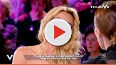 Verissimo, Valeria Marini parla di Patrick: 'Non l'ho tradito nel bagno'
