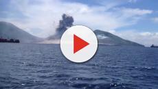 Cientistas conseguem registrar maior erupção marinha