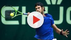 Premier Masters 1000 pour Khachanov qui bat Djokovic en finale à Bercy