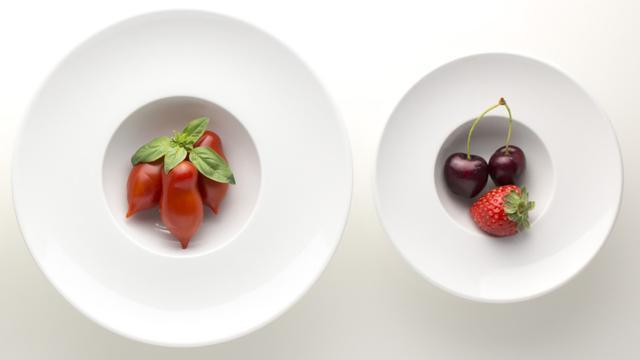 Dieta: porzioni più grandi di cibi sani per una corretta alimentazione