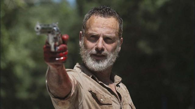 Andrew Lincoln's character Rick Grimes to live on in three TV movies