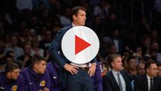 Magic Johnson says Luke Walton's job security not in jeopardy