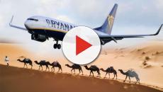 Sito Ryanair offline 7 e 8 novembre: la comunicazione della compagnia low cost