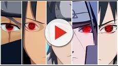 Naruto: los cinco mangekyo sharingan más poderosos