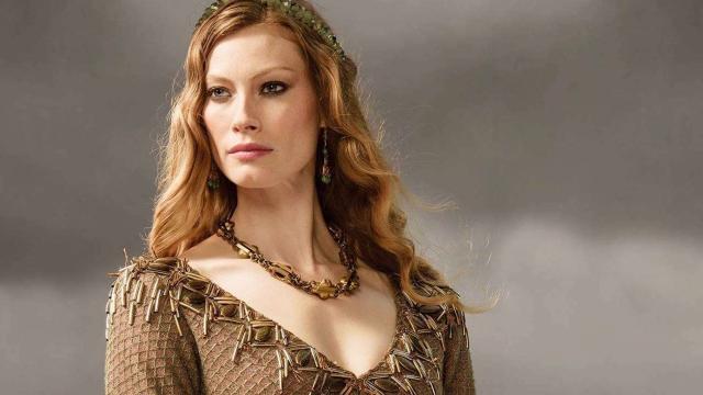 Os principais atores do elenco da série Vikings