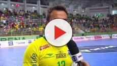 Jogador de futsal Falcão declara que se aposentará