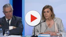 Cospedal deja su escaño en el Congreso tras la polémica con Villarejo