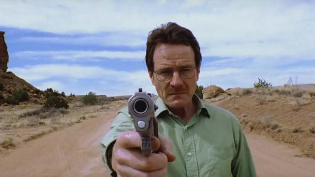 Breaking Bad will be a movie, says Vince Gilligan