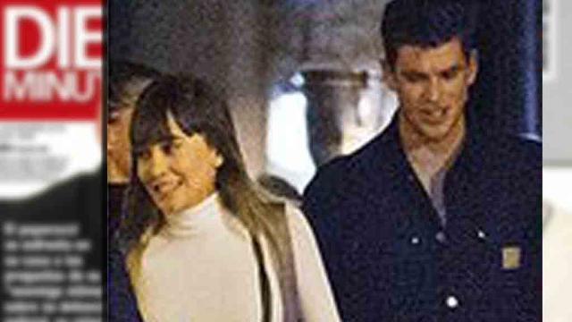 Aitana acaba la noche en casa de Miguel Bernardeau, según Diez Minutos