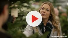 LeAnn Rimes is starring in a new Christmas movie