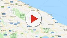 Terremoto in provincia di Bari, magnitudo di 3.5