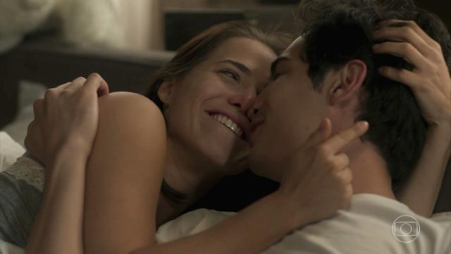 Troca de casais confunde publico no fim de 'Segundo Sol'