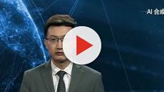 China presents human-like robotic newsreaders
