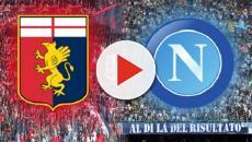Genoa-Napoli sarà trasmesso stasera su Dazn