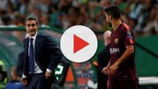 Luis Suárez es la carta de triunfo de Ernesto Valverde para enfrentar al Betis