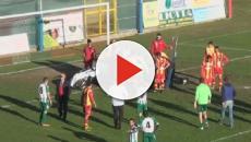 Lamezia, scontro di gioco nel derby: migliorano le condizioni di Rosario Vescio