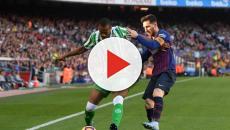 El Barcelona cae con el Betis y se le complica La Liga