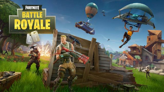 Fortnite: trick for first-shot accuracy