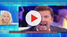 Riccardo Signoretti contro la Marchesa: 'Daniela mi ha sfruttato e ingannato'