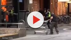 Melbourne Australia: Homeless man helped after attacking terrorist