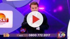 Claudia Leitte reclama publicamente de tratamento de Silvio Santos