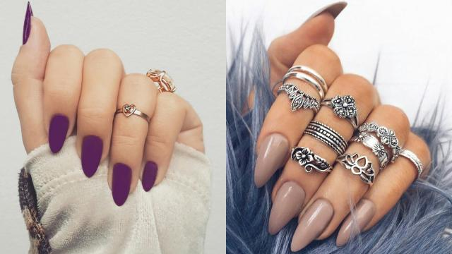 Cores e tendências da moda para usar nas unhas nesse verão