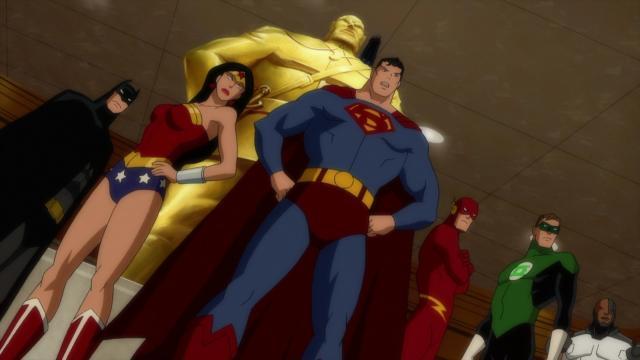 5 incríveis animações da DC Comics