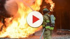 Incidente stradale tra Acerra e Marigliano, auto in fiamme: grave il conducente