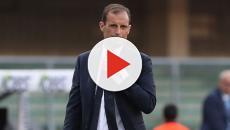 Da giovedì, riprendono gli allenamenti della Juventus