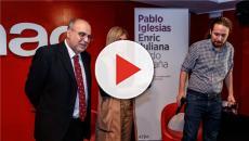 Pablo Iglesias opina en un libro que la bandera de la República no va a resurgir