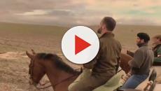 Abascal 'reconquista' Andalucía a caballo y las redes se llenan de memes