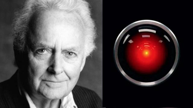 Douglas Rain, 90 who voiced HAL 9000 in Kubrick's 2001: A Space Odyssey has died