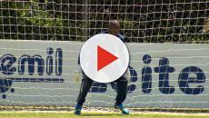 Elison, ex-goleiro do Cruzeiro, vive drama com filho em estado grave