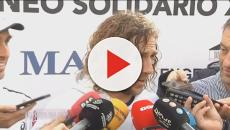 VIDEO: Puyol le lanza algo de veneno a Piqué