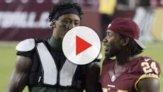 Brandon Marshall talks about his signing with New Orleans Saints