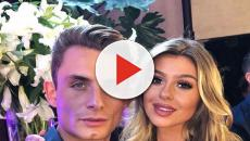 James Kennedy hinted about Raquel Leviss' upgrade on Vanderpump Rules
