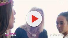 Ines raconte sa bagarre avec Mélanie dans 10 Couples Parfaits 2