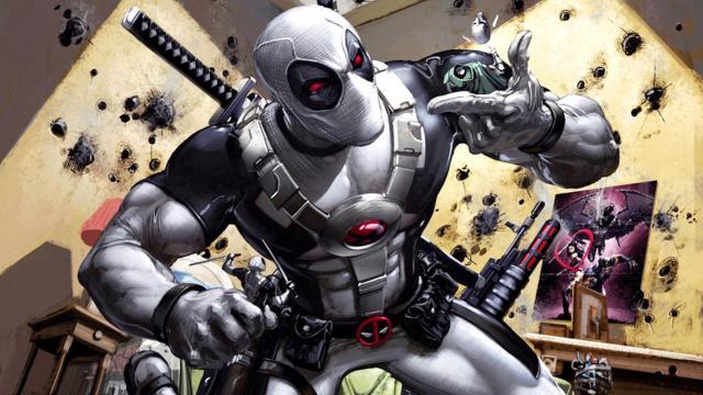 Os diferentes uniformes do Deadpool