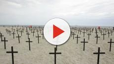 38.436 pessoas morreram violentamente no Brasil em 9 meses
