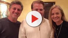 Luciano Huck entra na polêmica entre Silvio Santos e Claudia Leitte