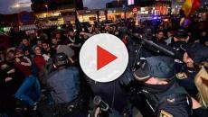 Un acto de Vox en Murcia es empañado por enfrentamientos entre los asistentes