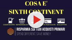 SixthContinent: il network che promette risparmi sulla spesa giornaliera