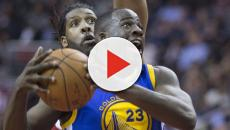 Warriors' star Draymond Green speaks to media about Durant blowup