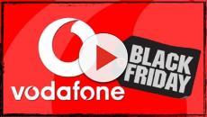 Vodafone, Black Friday: 1 anno di Amazon Prime attivando alcune offerte