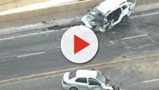Dois homens morrem em grave acidente em São Paulo
